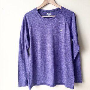 Champion Purple Active Shirt